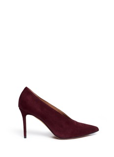 Vince 'Portia' suede choked up pumps