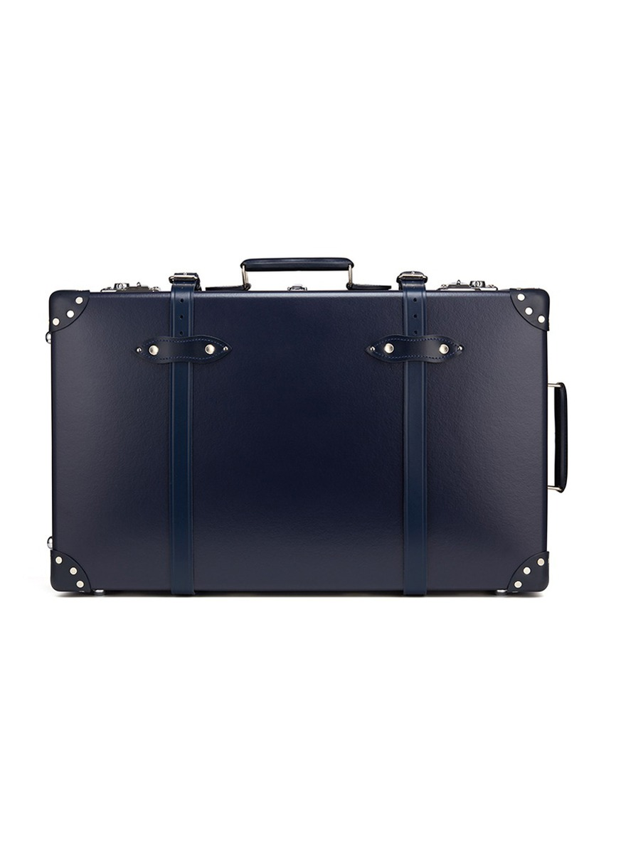 Centenary 28″ suitcase by Globe-Trotter