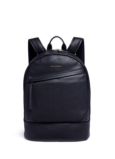 Want Les Essentiels De La Vie 'Kastrup' leather backpack
