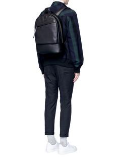 Want Les Essentiels De La Vie'Kastrup' leather backpack