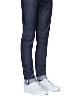 Want Les Essentiels De La Vie'Lennon' leather sneakers