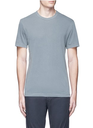 Main View - Click To Enlarge - James Perse - Crew neck cotton T-shirt