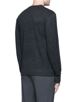 Back View - Click To Enlarge - James Perse - V-neck cashmere sweater