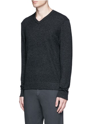 Front View - Click To Enlarge - James Perse - V-neck cashmere sweater