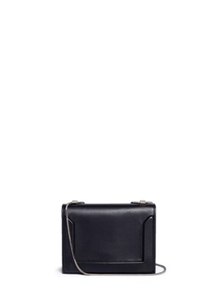 Main View - Click To Enlarge - 3.1 Phillip Lim - 'Soleil' mini chain leather shoulder bag