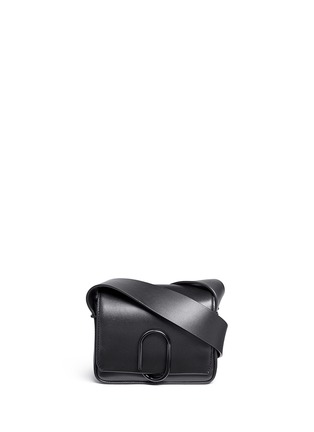 Main View - Click To Enlarge - 3.1 Phillip Lim - 'Alix' mini paperclip flap leather shoulder bag