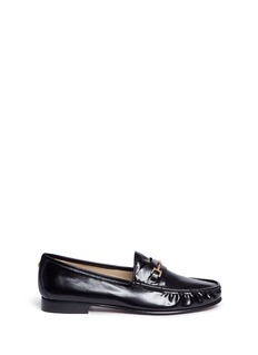 Sam Edelman 'Talia' metal link leather loafers