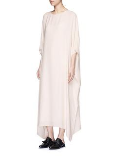 The Row'Likita' crepe maxi kaftan dress
