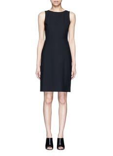 THEORY'Betty' Italian wool sheath dress