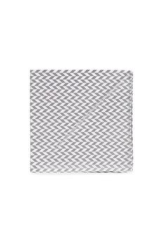 Armani CollezioniArrowhead jacquard silk pocket square