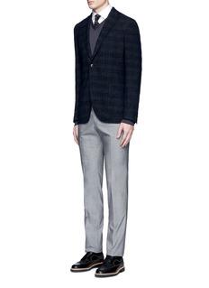 Armani CollezioniV-neck wool sweater