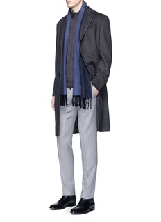 Armani CollezioniTailored wool pants