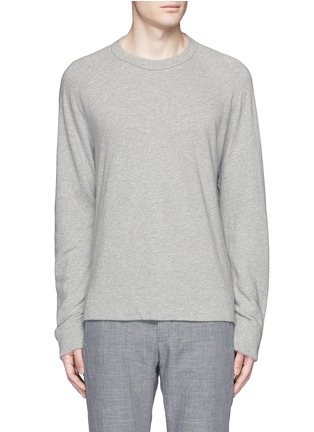Main View - Click To Enlarge - James Perse - Vintage fleece sweatshirt