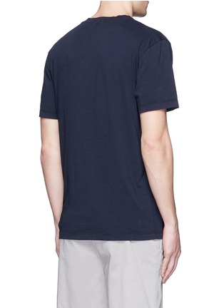 Back View - Click To Enlarge - James Perse - V-neck cotton slub jersey T-shirt