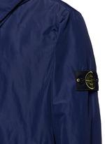 'Micro Reps' hood coat