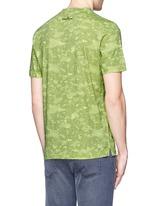 'DPM Camouflage' print T-shirt