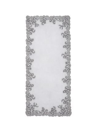 首图 - 点击放大 - FALIERO SARTI - 花卉刺绣混棉围巾