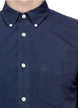 Detail View - Click To Enlarge - rag & bone - 'Standard Issue' cotton shirt