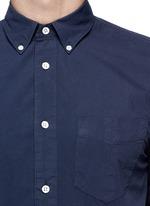 'Standard Issue' cotton shirt