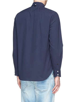 Back View - Click To Enlarge - rag & bone - 'Standard Issue' cotton shirt