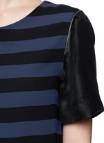 Eveil multi-stripe top