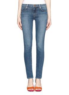 J BRANDClassic washed skinny jeans
