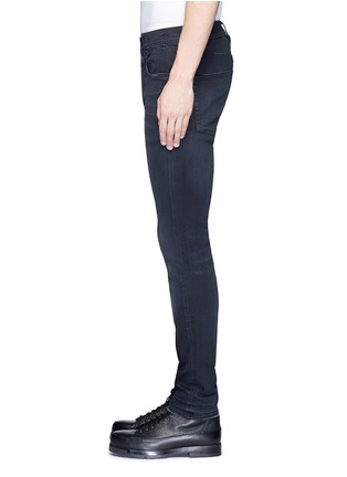 Detail View - Click To Enlarge - R13 - 'Skate' distressed slim fit jeans