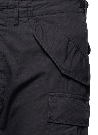Detail View - Click To Enlarge - R13 - Military cargo pants