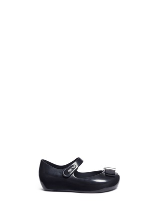 Main View - Click To Enlarge - Melissa - x Jason Wu 'Ultragirl' bow toddler Mary Jane flats