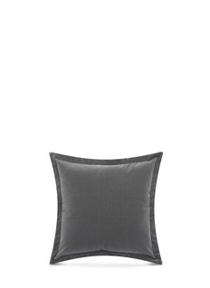 Frette Luxury Biba velvet cushion