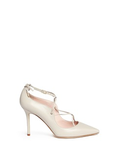 Kate Spade 'Priscilla' lace-up leather pumps