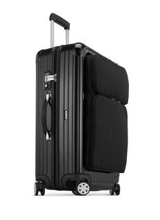 RIMOWA Salsa Deluxe Multiwheel® (Black, 89-litre)
