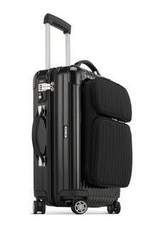RIMOWA Salsa Deluxe Cabin Multiwheel® IATA (Black, 38-litre)