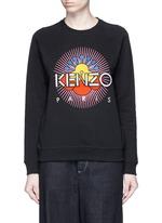 'Nagai Star' embroidery sweatshirt