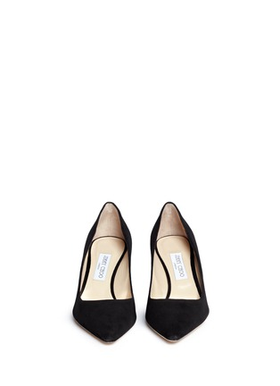 Jimmy Choo - 'Romy' suede pumps