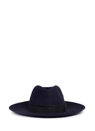 My Bob-'Antwerp' rabbit furfelt hat