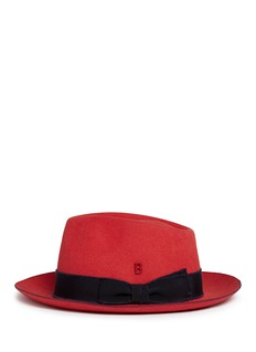 My Bob'Knut Whip' rabbit furfelt hat