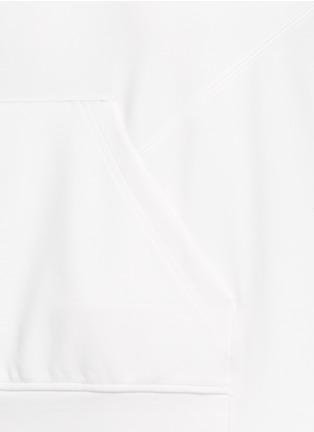 Detail View - Click To Enlarge - NICOPANDA - Deconstructed sweatshirt