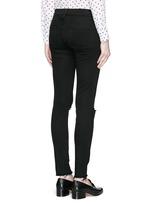 'Le Skinny De Jeanne' distressed knee jeans