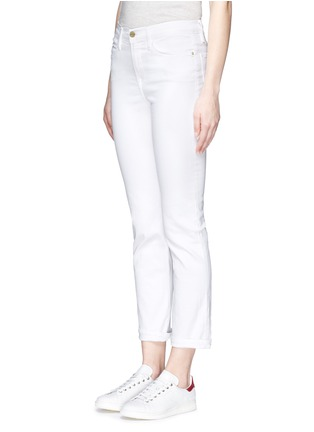 Front View - Click To Enlarge - Frame Denim - 'Le High Straight' high rise jeans