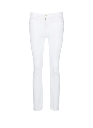 Main View - Click To Enlarge - Frame Denim - 'Le High Straight' high rise jeans