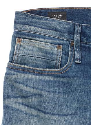 Denham-'Razor' slim fit jeans