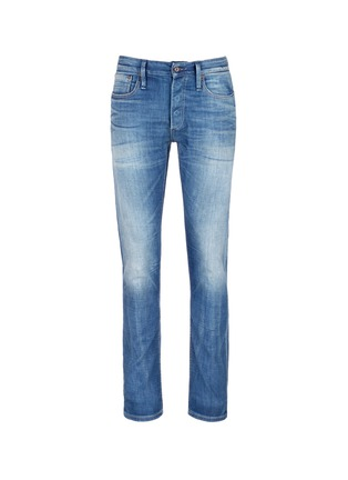 Main View - Click To Enlarge - Denham - 'Razor' slim fit jeans