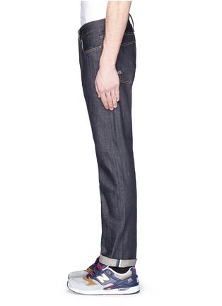 Detail View - Click To Enlarge - Denham - 'Razor' selvedge jeans