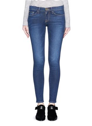 Detail View - Click To Enlarge - Frame Denim - 'Le Skinny de Jeanne' jeans