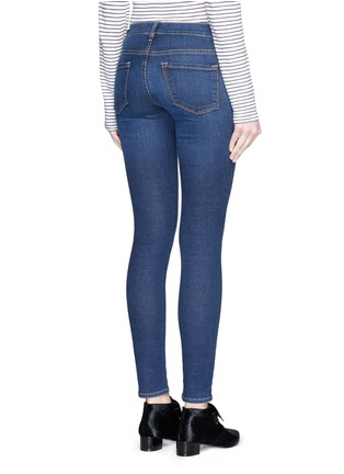 Back View - Click To Enlarge - Frame Denim - 'Le Skinny de Jeanne' jeans