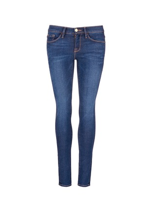 Main View - Click To Enlarge - Frame Denim - 'Le Skinny de Jeanne' jeans