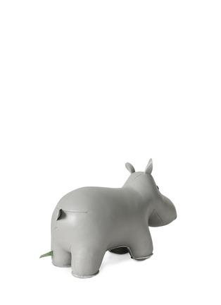 - Zuny - Classic hippo bookend