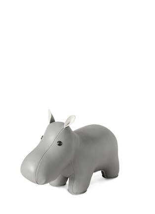 Main View - Click To Enlarge - Zuny - Classic hippo bookend