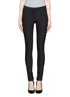 STELLA MCCARTNEY Iconic Ivy twill stretch pants